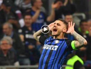 Inter-Milan 1-0 highlights, pagelle e video gol: Icardi decisivo (Ansa)