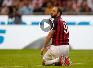 Milan-Olympiacos 3-1 highlights e pagelle della partita di Europa League (Ansa)
