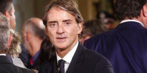 """La Nazionale al Quirinale, Mancini: """"Sogniamo di vincere il Mondiale in Qatar nel 2022"""""""
