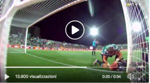 Sporting Lisbona, Sebastian Coates, gesto eroico: salva la vita al suo portiere