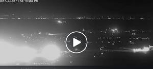 San Francisco, video dell'incidente aereo sfiorato in pista