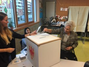 Alto Adige elezioni provinciali, risultati ed eletti. Svp 41,9%, Team Koellensperger 15,2%. Lega 11,4%.