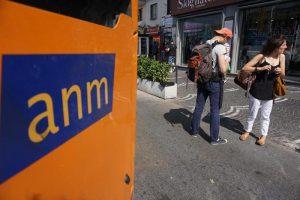 Sciopero trasporti Napoli 26 ottobre: Anm, info e orari