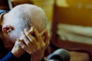 Anziano offeso