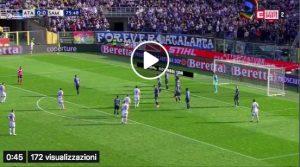 Atalanta-Sampdoria 0-1 highlights e pagelle, Tonelli video gol decisivo