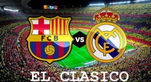 Barcellona-Real Madrid streaming e diretta tv, dove e quando vedere il Clasico