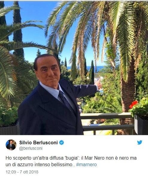 Berlusconi compleanno Putin