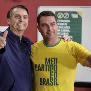 Jair Bolsonaro: le tasse, io ho evaso tutto il possibile. Mappa del mondo color ultradestra