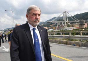 Marco Bucci è il commissario alla ricostruzione: da sindaco di Genova non era ostile ad Autostrade