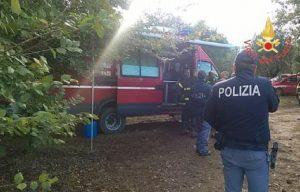 Maltempo Calabria, trovato il cadavere del bambino disperso (foto Ansa)