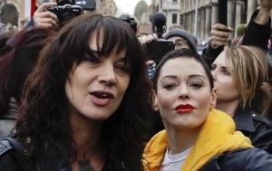 Rose McGowan metoo