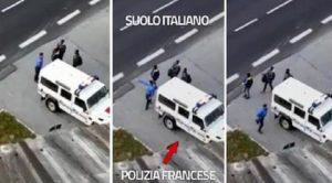 """Matteo Salvini, guerra alla Francia sui migranti: """"Poliziotti italiani al confine, basta scaricarceli"""""""