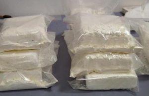 fiumicino cocaina valigia