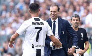 """Paratici: """"Cristiano Ronaldo accusato di stupro? Il nostro supporto a Cr7 è totale"""""""