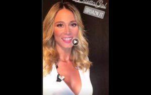 """""""Diletta Gol"""", Diletta Leotta esordisce con una scollatura da urlo (VIDEO e FOTO)"""