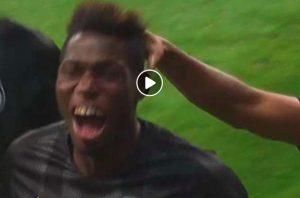 Eintracht-Lazio 4-1 highlights e pagelle, Parolo non basta. Basta e Correa espulsi
