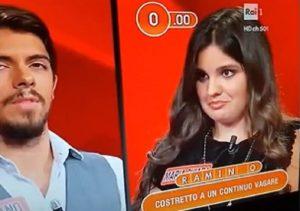 L'Eredità, quante gaffe su Rai 1 in una puntata: da ramingo al capoluogo delle Marche...