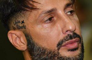"""Fabrizio Corona: """"Sono stato derubato. Per questo non credevo più a Silvia Provvedi"""" (foto Ansa)"""