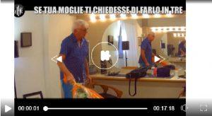 """Le Iene e lo scherzo a Franco Oppini: """"Se tua moglie ti chiedesse di farlo in tre"""""""