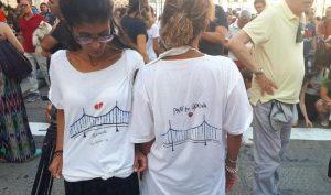 Genova: lunedì 8 ottobre prima manifestazione contro Governo e istituzioni