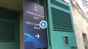 """Napoli, la giornalista inglese e il video sul San Paolo: """"Peggio che in Africa"""""""