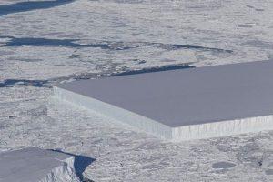 iceberg rettangolo
