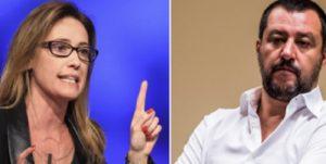 """Matteo Salvini a Ilaria Cucchi: """"Lo Stato si scuserà con i fatti, punendo i colpevoli"""""""