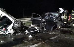 Monza: ubriaco con figli in auto travolge e uccide motociclista