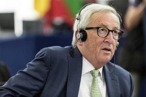 """Manovra, Juncker: """"Se dicessimo sì a Italia, altri Paesi ci coprirebbero di insulti"""""""