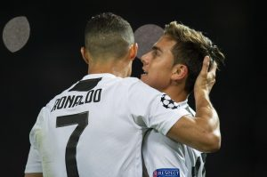 Dominio italiano in Champions: Juve piega United e ipoteca qualificazione, Roma schianta Cska