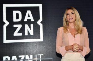 """Diletta Leotta in """"Diletta Gol"""", il primo show originale di Dazn"""