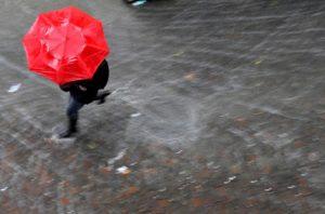 Calabria, allerta meteo. Scuole chiuse a Catanzaro, Crotone e Soverato (foto d'archivio Ansa)