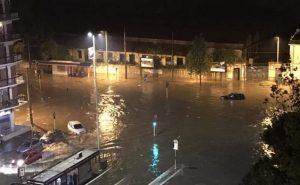 Maltempo resta al centro-sud: scuole chiuse a Pescara e in Campania, danni in Sicilia