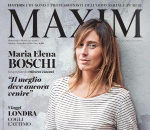 Maria Elena Boschi, le parole del fotografo Oliviero Toscani