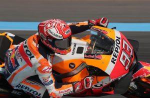 MotoGp Thailandia, Marquez vince su Dovizioso. Valentino Rossi quarto