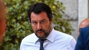 Matteo Salvini contro i furbetti della mensa scolastica a Lodi