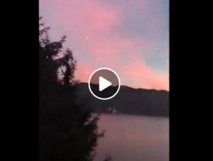 Meteora Orionidi sfreccia nel cielo tra nord e centro Italia
