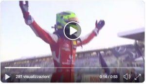 Mick Schumacher campione della Formula 3