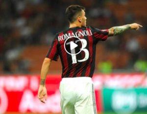 Milan-Genoa 2-1 highlights e pagelle: Romagnoli decisivo, prima l'autogol e poi il gol