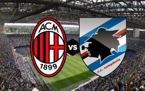 Milan-Sampdoria streaming e diretta tv, dove vederla (Serie A)