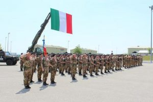 Uranio impoverito militari italiani