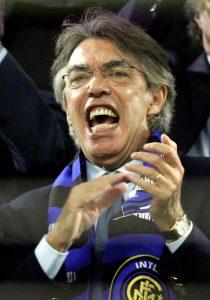 """Moratti: """"Marotta-Inter? Lo stimo. Calciopoli? Nessun rancore"""""""