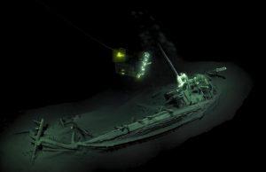 Mar Nero, scoperta nave di Ulisse e più antica al mondo sul fondale