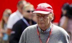 Niki Lauda dimesso dall'ospedale dopo il trapianto di polmoni