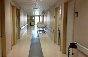 San Marino, l'ospedale si rifiuta di curare gli italiani (foto d'archivio Ansa)