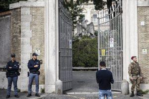 Emanuela Orlandi, Mirella Gregori e ossa di donna nella Nunziatura