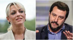 Francesca Pascale e i 9 status anti-salvini su Whatsapp: #MaiconSalvini