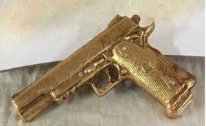 napoli pistola bomboniera