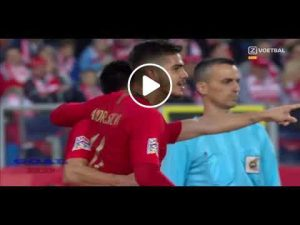 Nations League, Polonia-Portogallo 2-3: highlights, Piatek non basta, André Silva decisivo