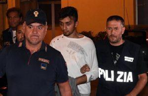Rapina Lanciano, Alexandru Bogadan Colteanu rischia di tornare in libertà (foto Ansa)